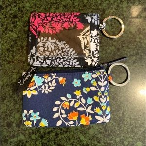 Two new Vera Bradley wallets